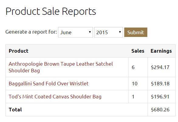 Quick_Product_Sales_Report