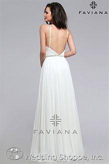 Faviano 7761Back