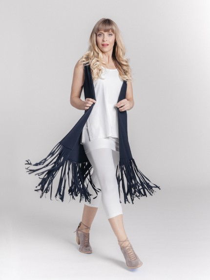 sympligo-to-tank-relax-white-fringe-vest-navy-mini-skirt-legging-pedal-pusher-sympli-simply-simpli-spring-womens-clothing-jersey