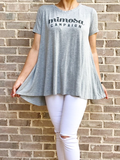 Ellison + Young: Mimosa Campaign Tee 1