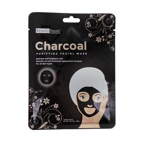Charcoal Sheet Mask 1