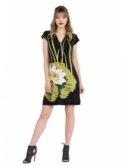 evareversible-cap-sleeve-slit-neck-a-line-dress11